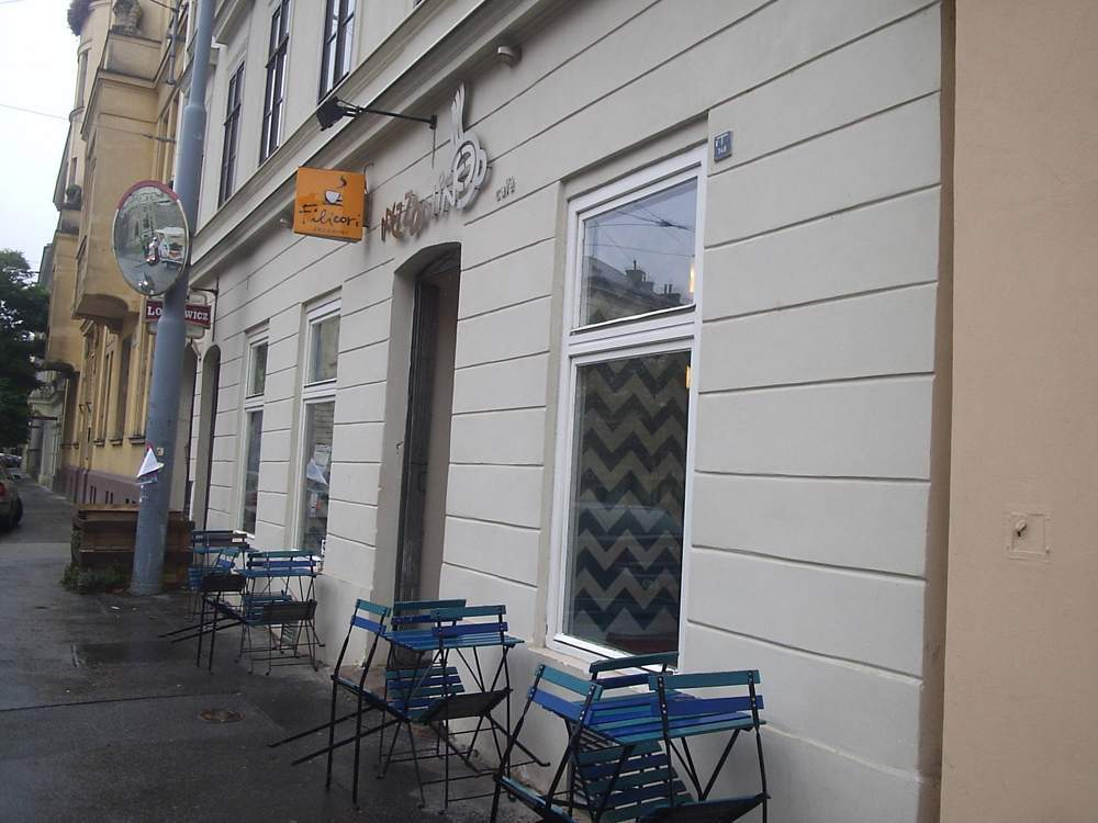 Mezzanine Café