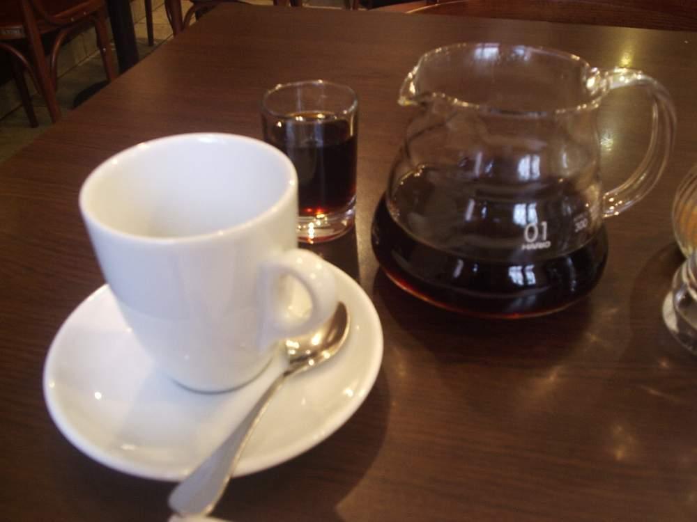 Kafe v Kafecu