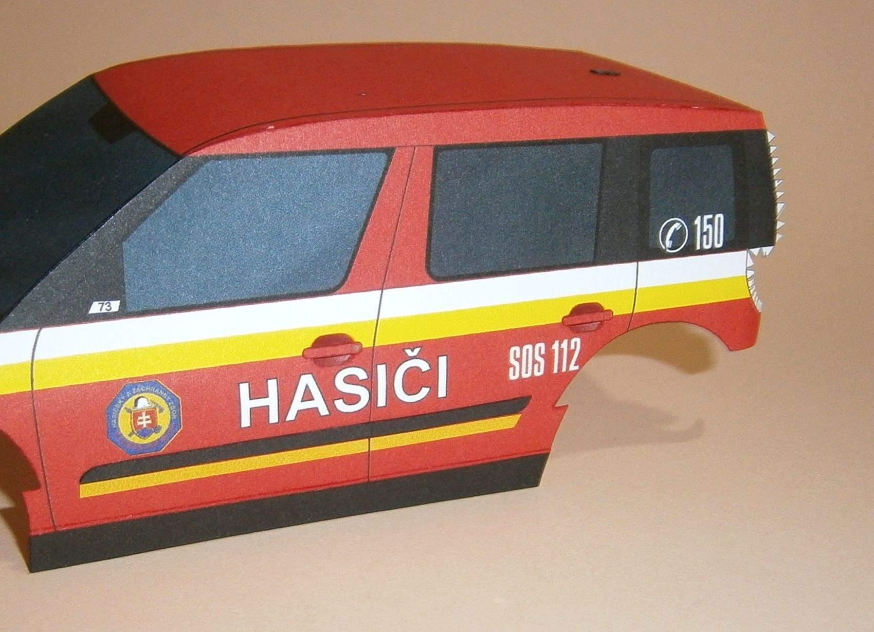 Škoda Yeti - HaZZ SR