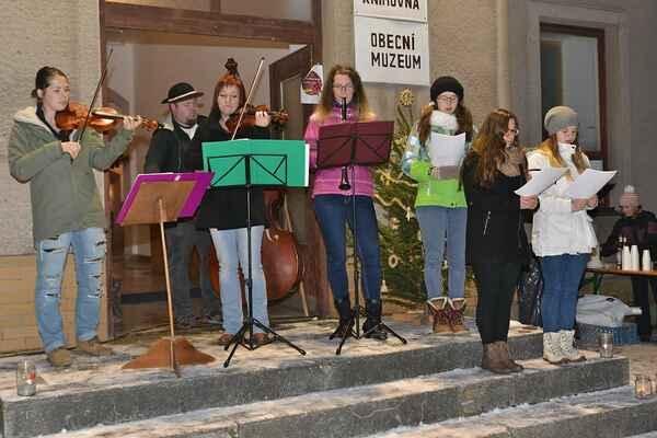 Česko zpívá koledy 14.12.2016