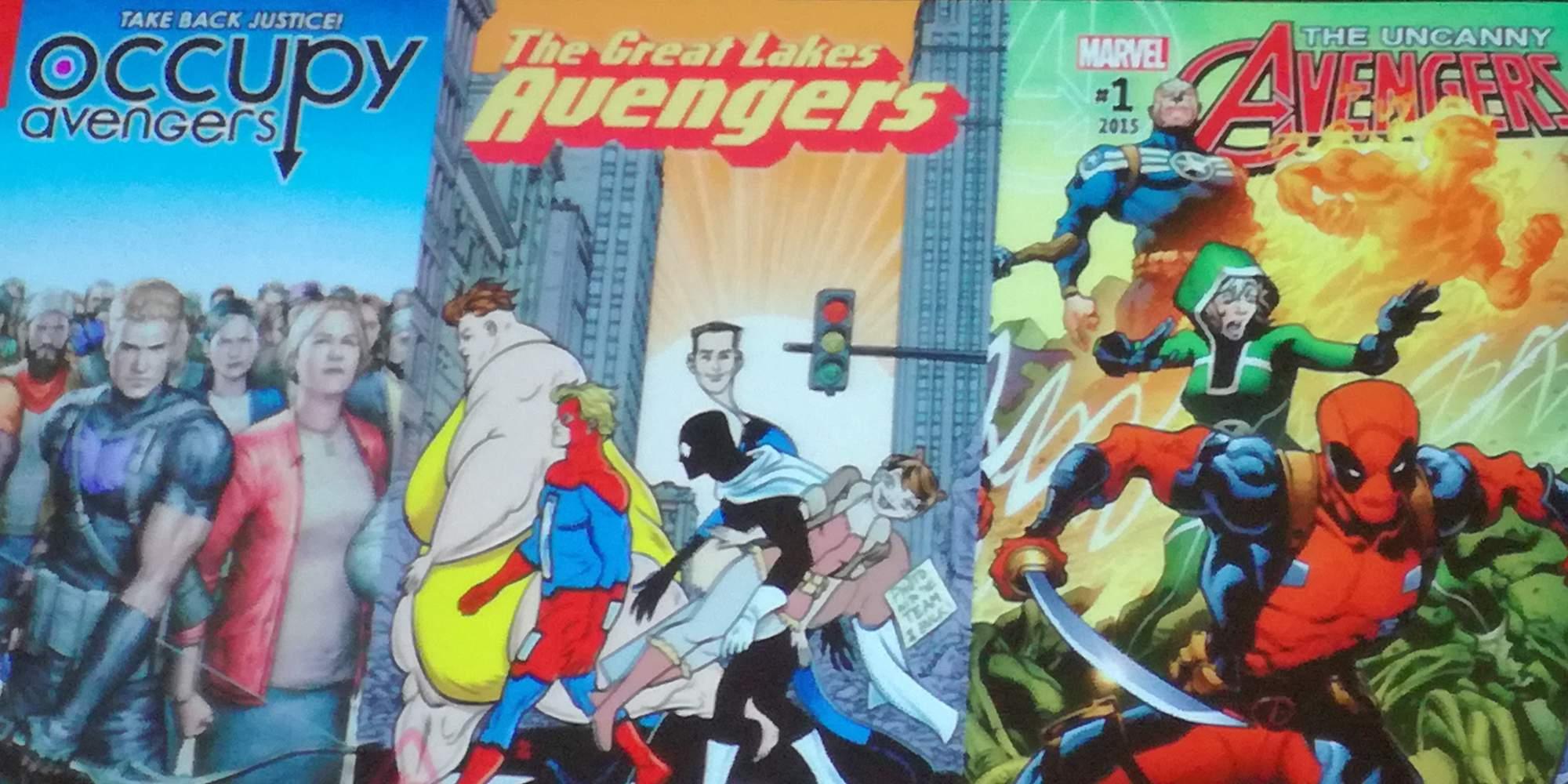 Úspěch Avengers motivoval Marvel k tomu, aby experimentoval. Foto: Jiří Král