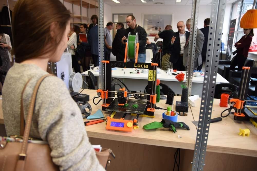 Zájemci najdou v laboratoři moderní technologie. Foto: Markéta Sulková