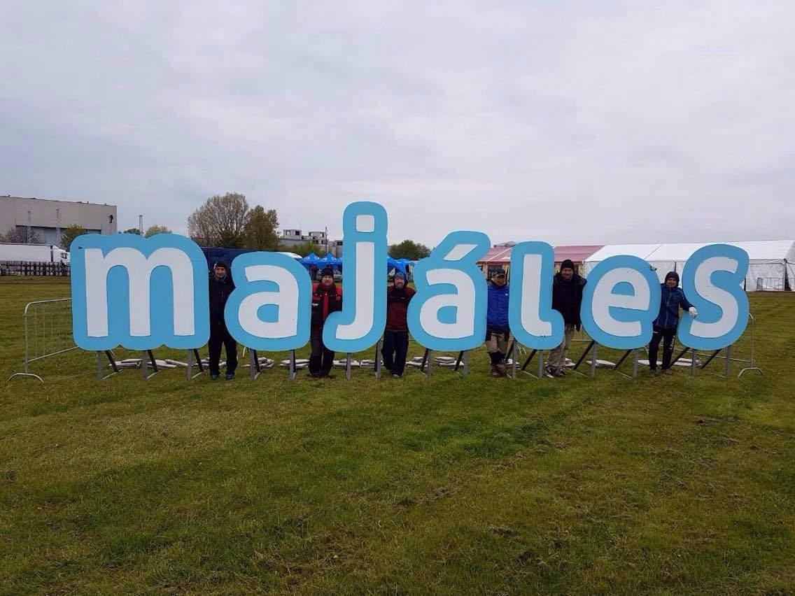 Na Majáles jezdí pracovníci z Brna. Foto: Sylvie Dobrá