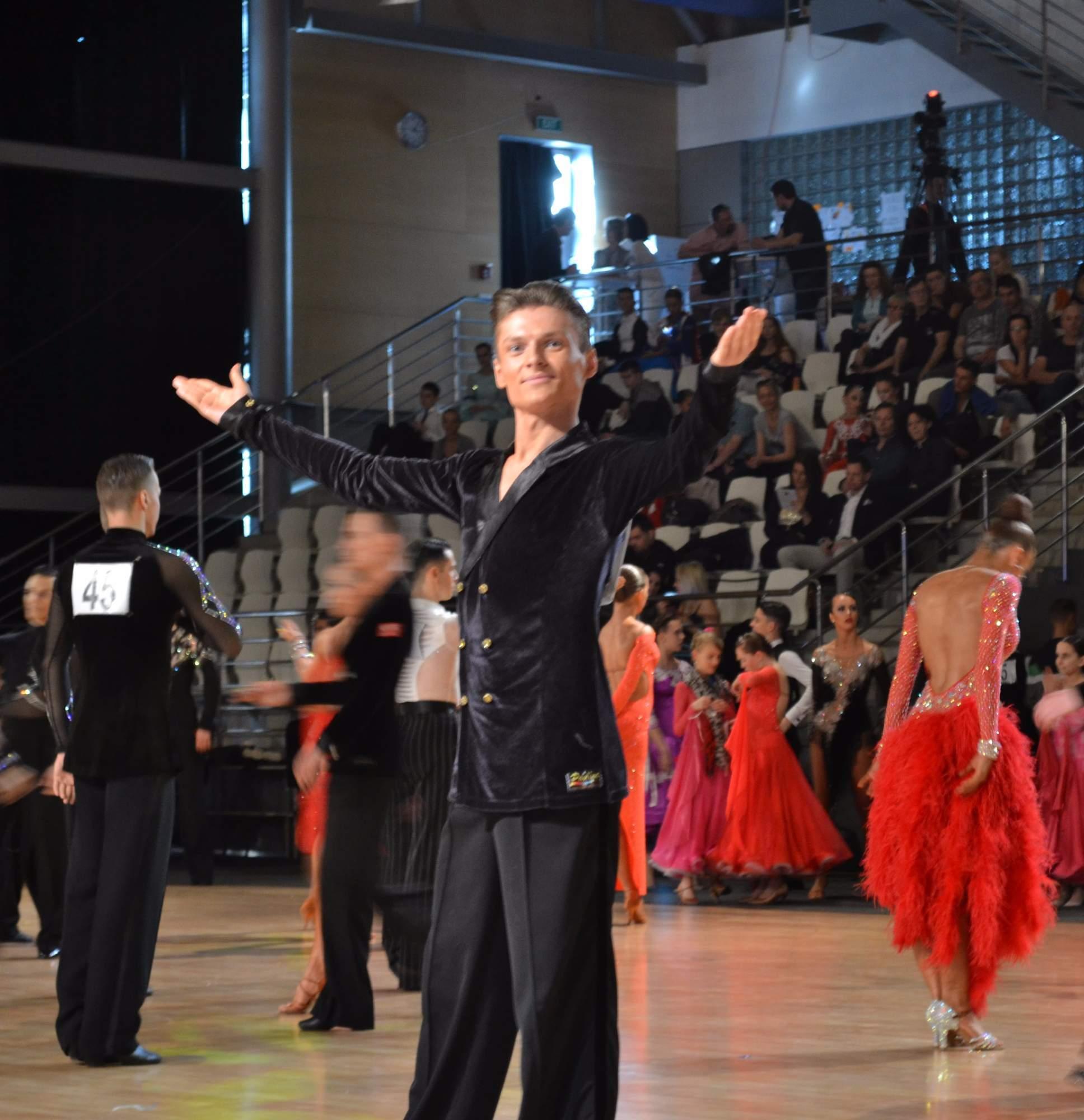 Potlesk byl pro mnohé tanečníky váženou odměnou.