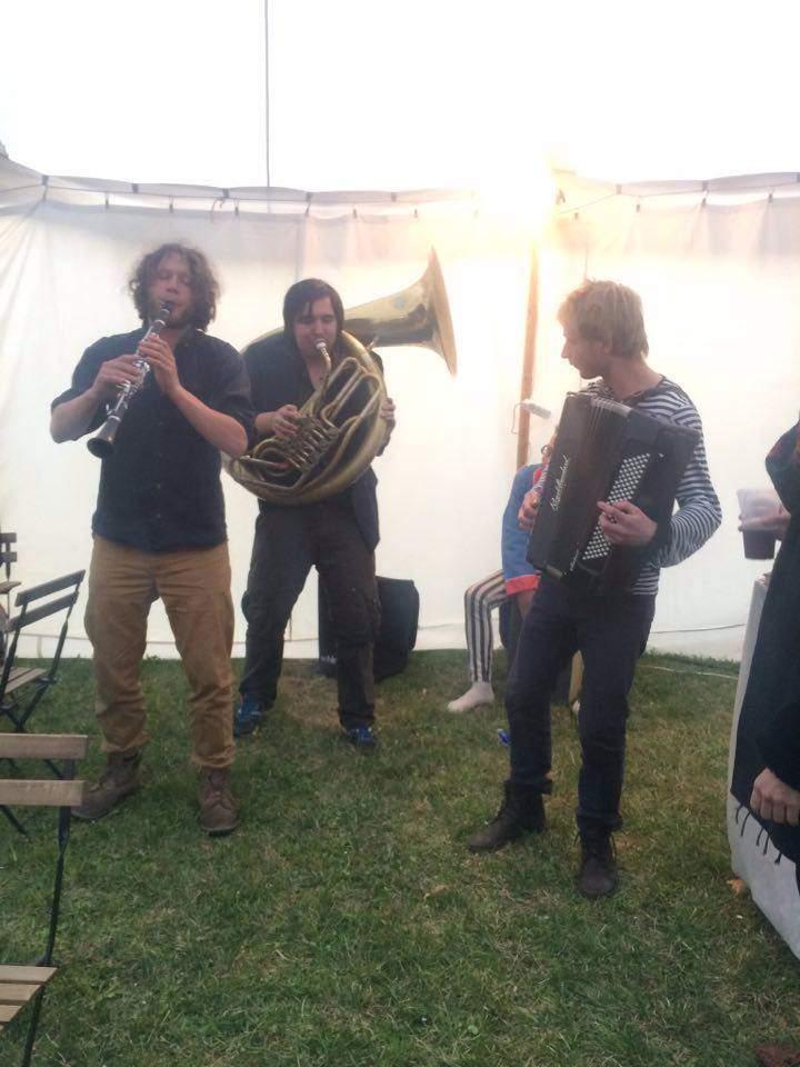 Páteční program zakončila plzeňská hudební skupina Tygroo, která sklidila od publika velký úspěch. Foto: Kristýna Hortvíková