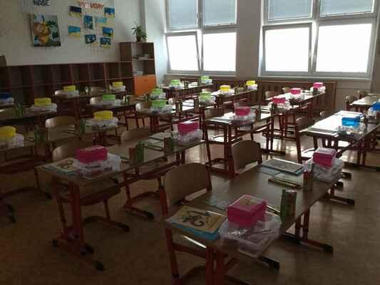 Slavnostní zahájeni školního roku 2017/2018