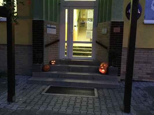 STRAŠIDLA ve škole 31.10.2017