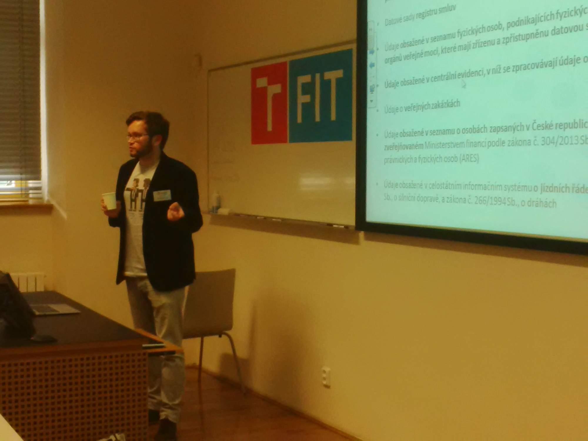 Kubáň prezentoval na konference OpenAlt.