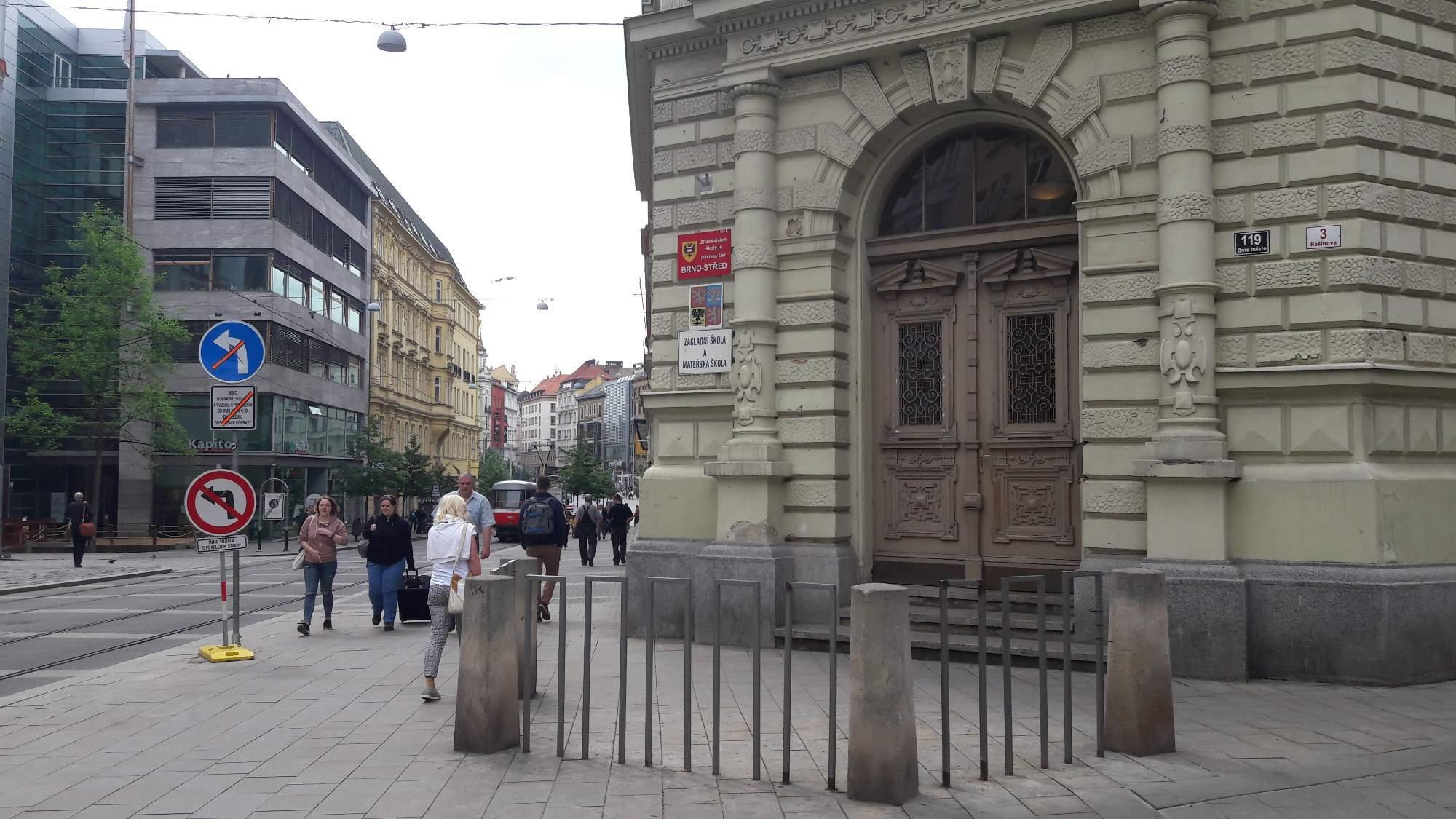Základní škola v Brně. Ilustrační fotografie. Foto: Pavlína Černá