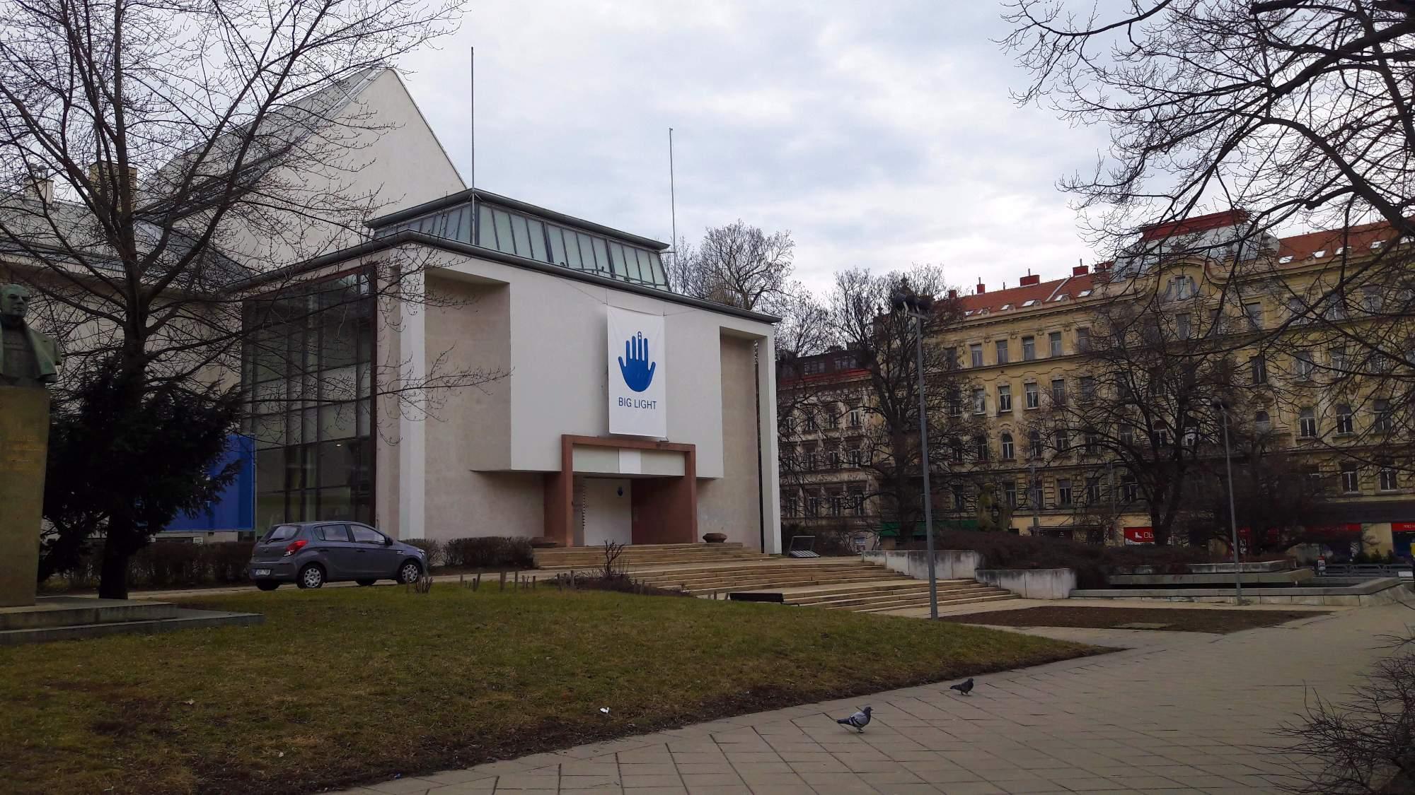 dům umění Brno