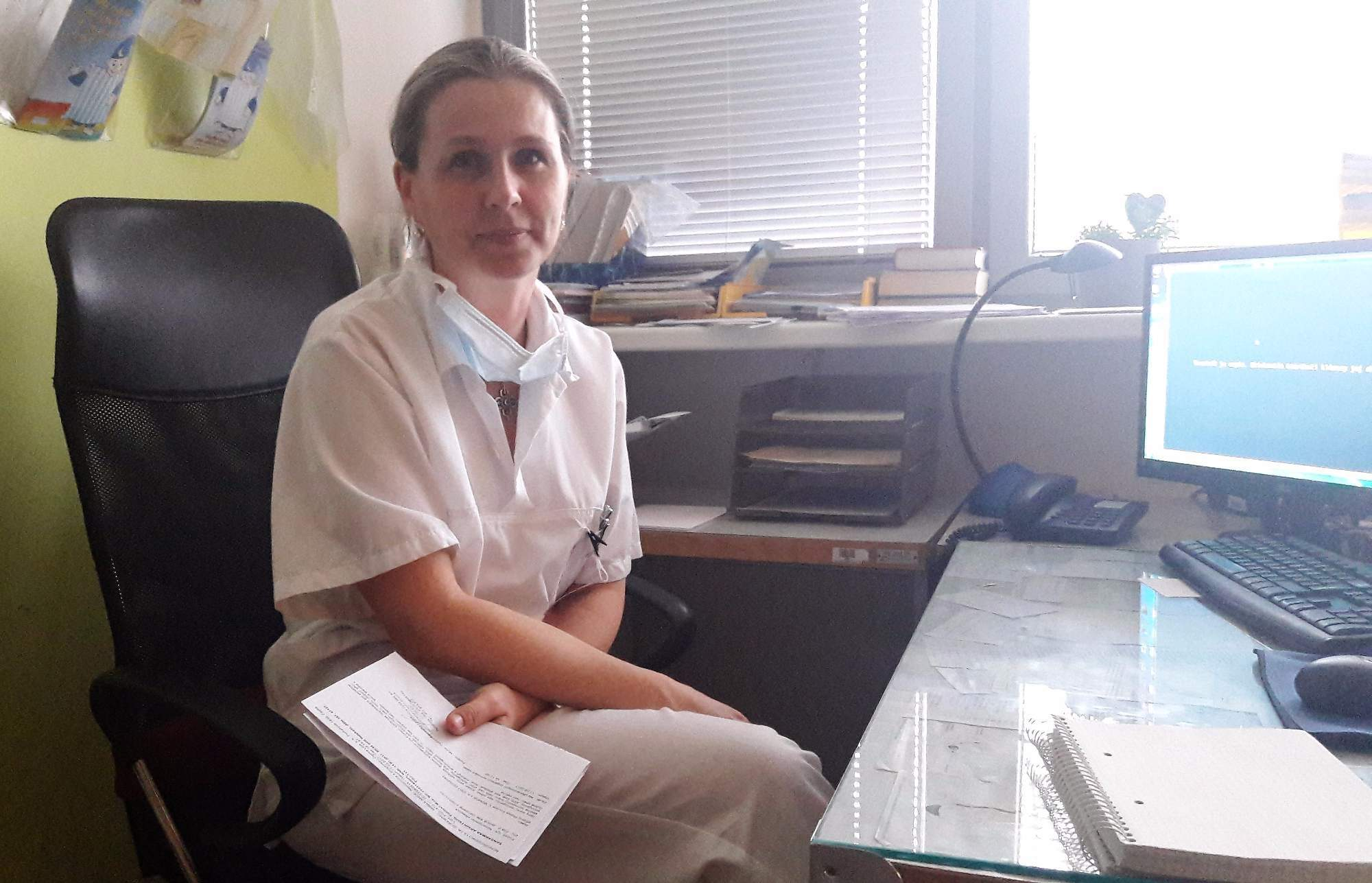Pamlsková vyhláška má zlepšit stravování ve školách, říká Lenka Pokorná Klímová. Foto: Pavlína Černá
