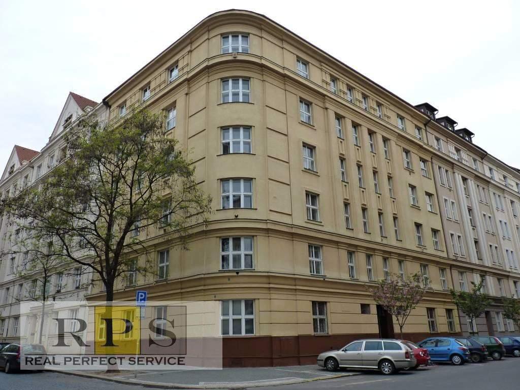 Byt 2 + KK, 53 m2, DV, Přemyslovská, Praha 2 Vinohrady