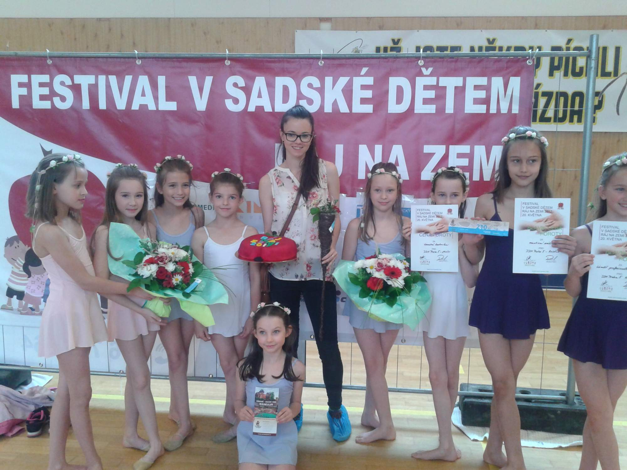 Festival Ráj na zemi - Sadská 20.5.2017 - gabrielova