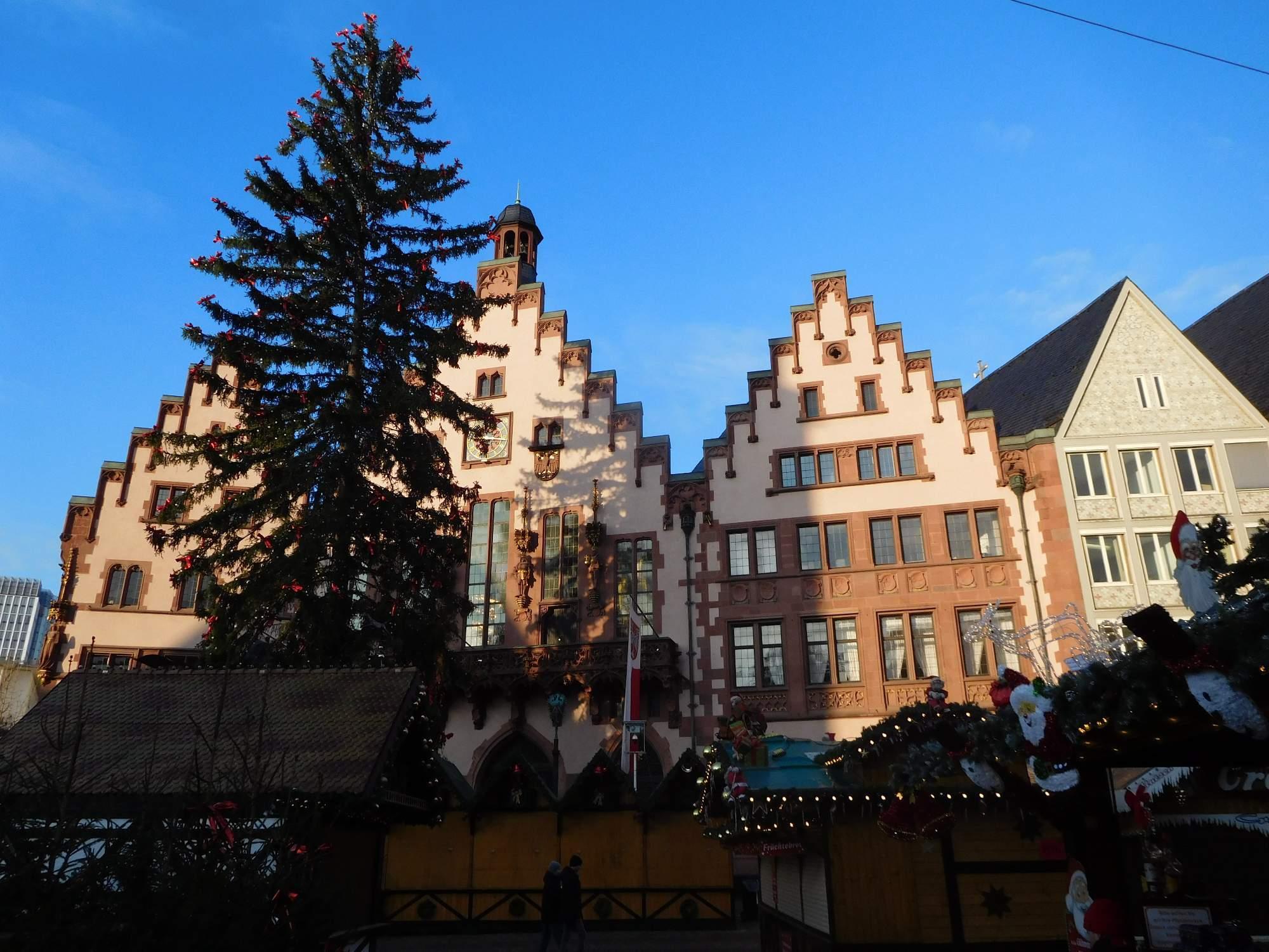 Frankfurtské trhy