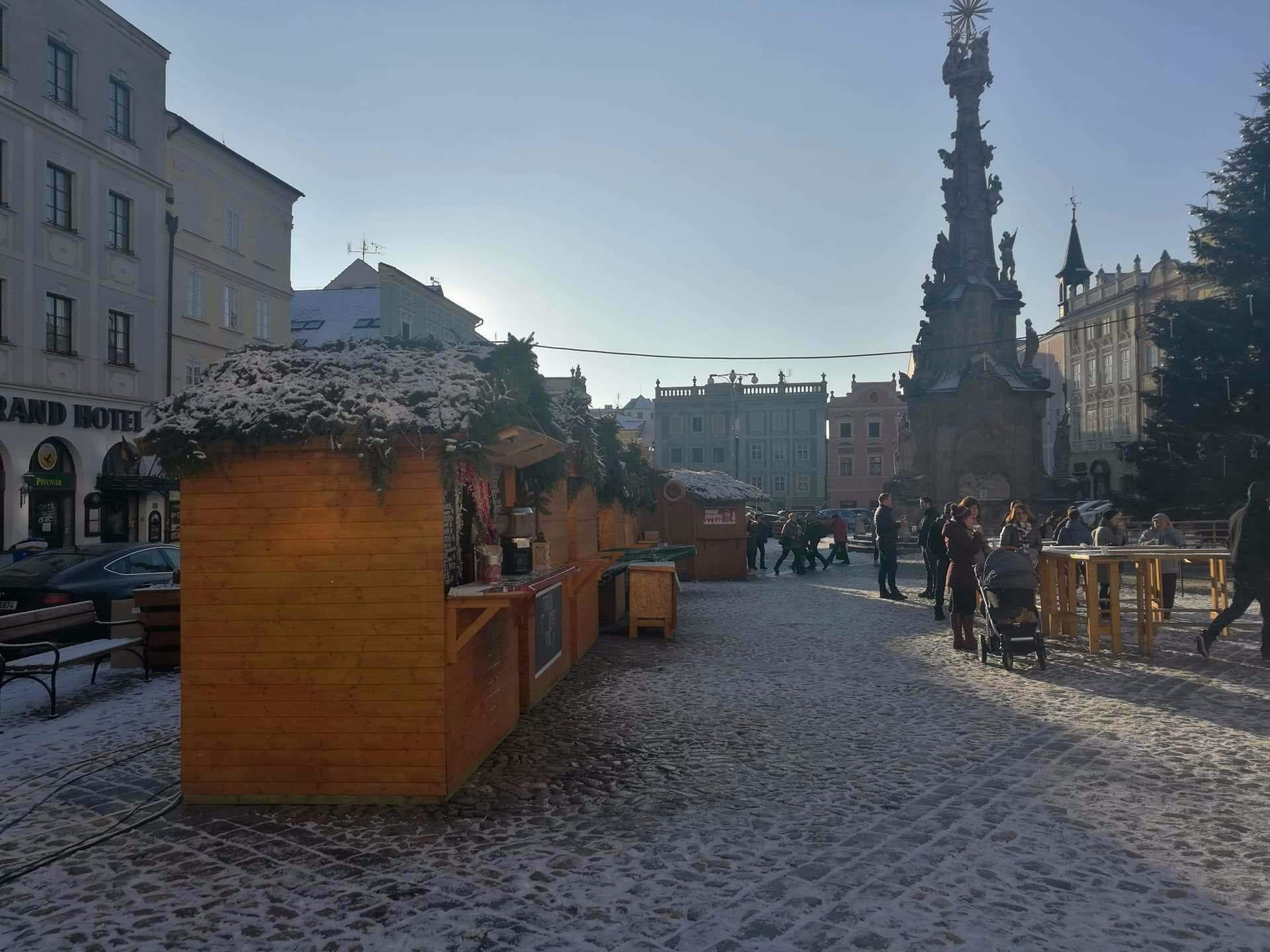 Trhy v Jindřichově Hradci (Tereza Vlčková)