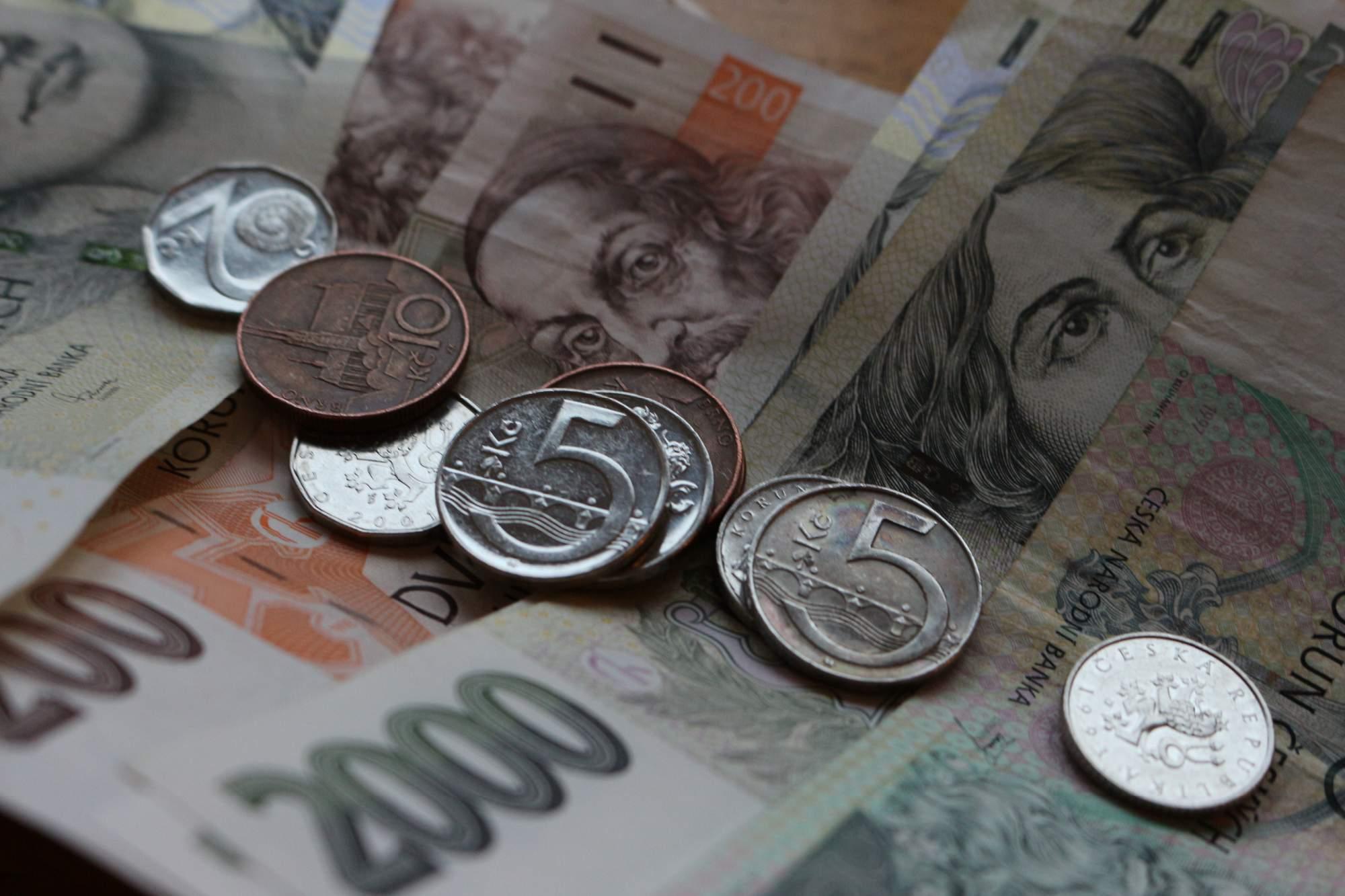 Priemerná mesačná mzda v Juhomoravskom kraji dosiahla v 4. štvrťročí 2017 čiastku 30 875 korún. Foto: Simona Gálová