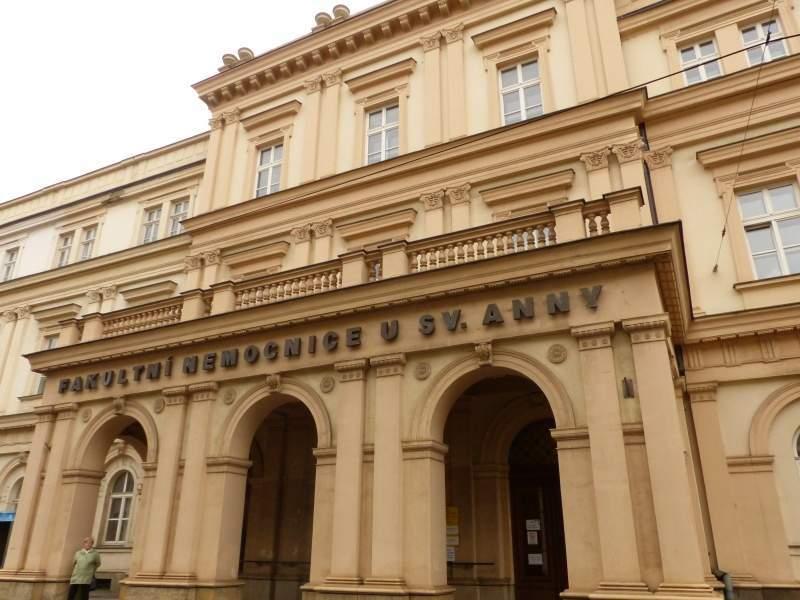 Fakultní nemocnice u svaté Anny pořádala glaukomový den. Foto: Jana Blahošová