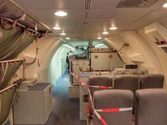 AWACS (Airborne Warning and Control System)