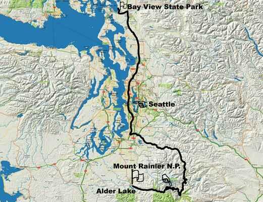Nejlepší závěsné tyče v Seattlu
