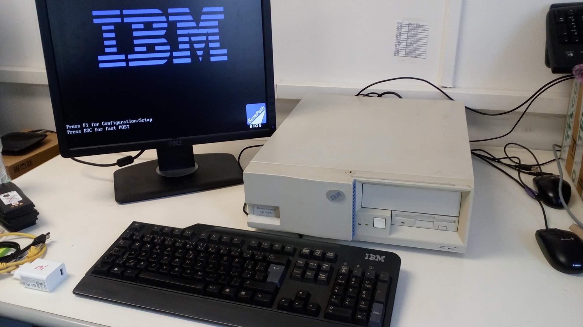 IBM 130 100DX4