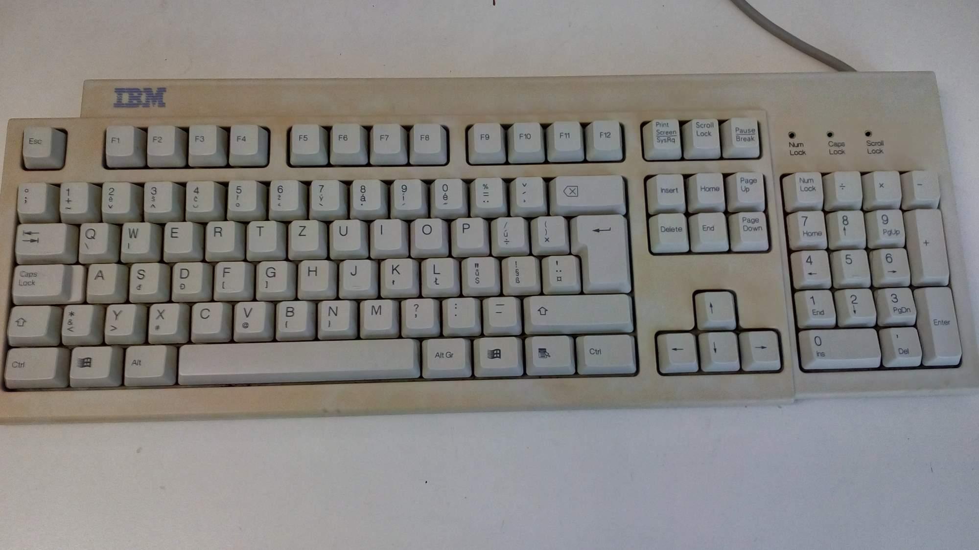 IBM KB-7953