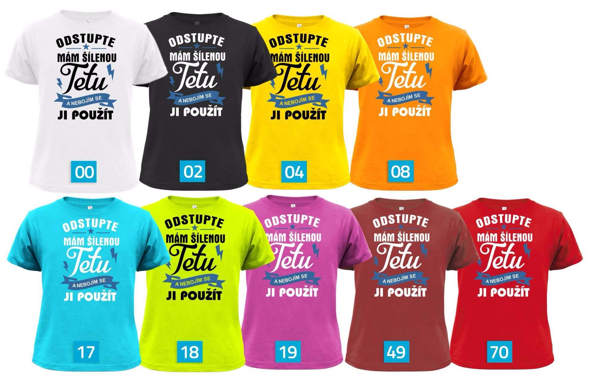 Vtipná trička – Dárky od Šárky - fotodárky 5be00b6d8d