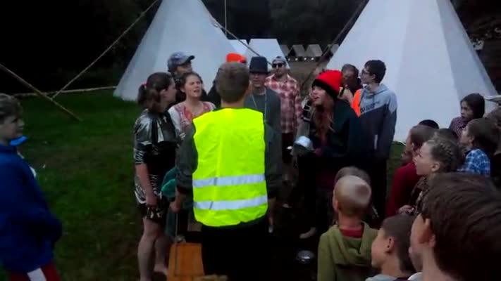 Tábor 2017 - videa