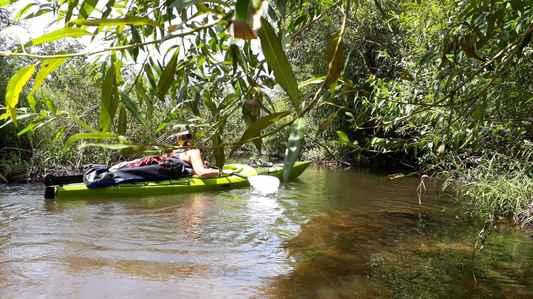 Amazonka nad Rozvodím