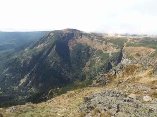 Studniční hora 1554 mnm.