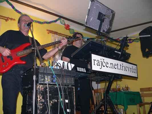 Hasičský ples Kladruby 22.2.2014