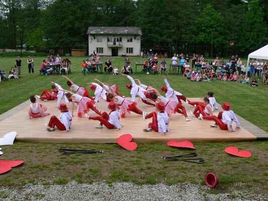 Dětský den V Kladrubech 24.5.2014