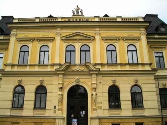 Muzeum v Moravské Třebové / Muzeo en Moravská Třebová - https://cs.wikipedia.org/wiki/Městské_muzeum_(Moravská_Třebová)