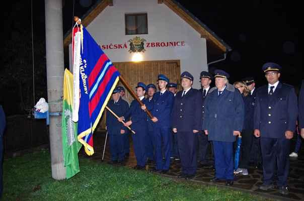 75.výročí založení SDH. Kladruby.