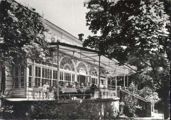 ARCHIVNÍ FOTO: Společenský dům Lázní Darkov.