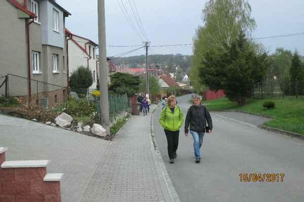 Jarní zuláček_20 km_Ivana
