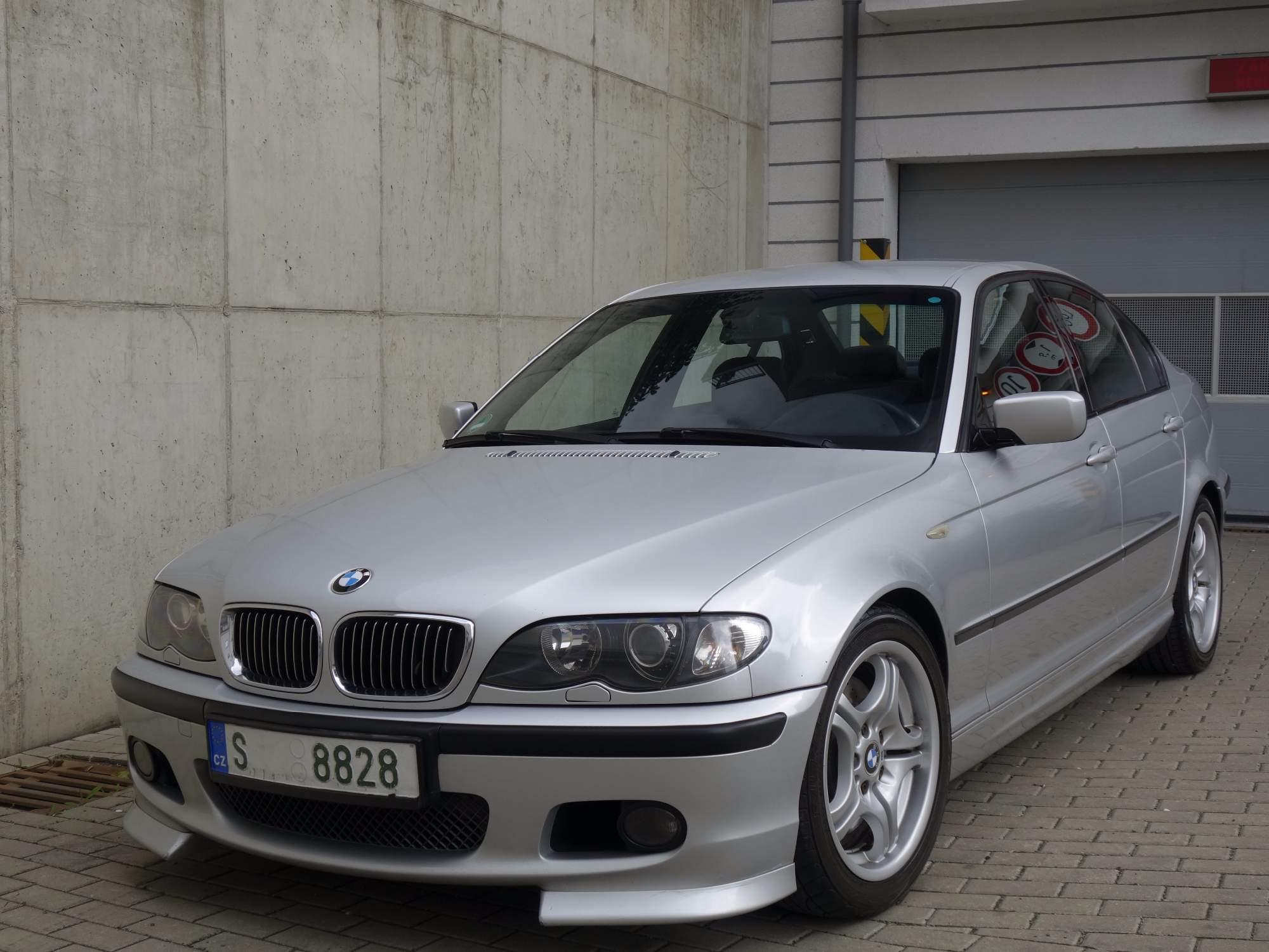 bmw 330i 2003 e46